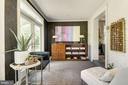 Beautiful sunroom/office - 3610 QUEBEC ST NW, WASHINGTON