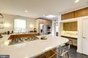 Desk area in kitchen - 3610 QUEBEC ST NW, WASHINGTON