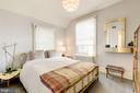 Bedroom 3 on second level - 3610 QUEBEC ST NW, WASHINGTON
