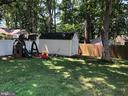 Shed in Backyard - 6 WESTMORELAND DR, FREDERICKSBURG