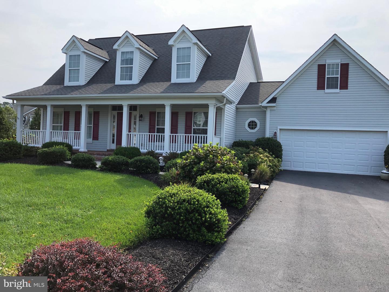 Single Family Homes pour l Vente à Frankford, Delaware 19945 États-Unis