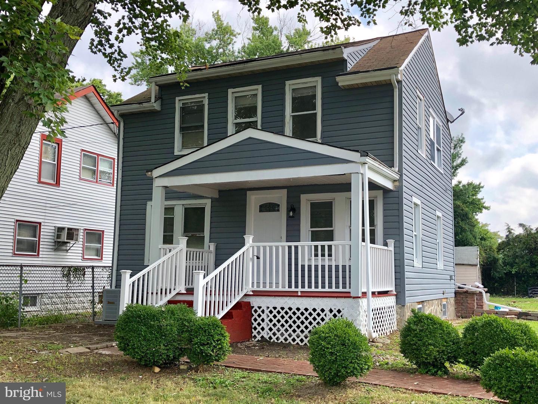 Single Family Homes للـ Sale في Ewing, New Jersey 08638 United States
