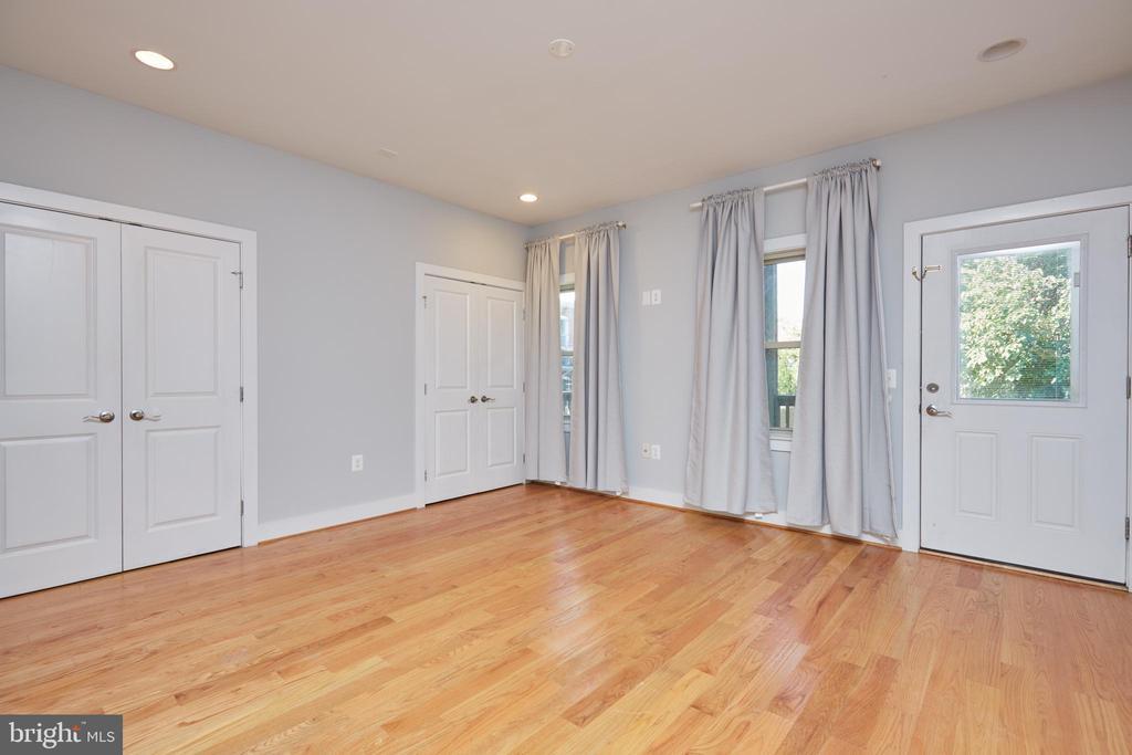 Master Bedroom - 2514 17TH ST NW #2, WASHINGTON