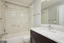 Guest Bathroom - 2514 17TH ST NW #2, WASHINGTON