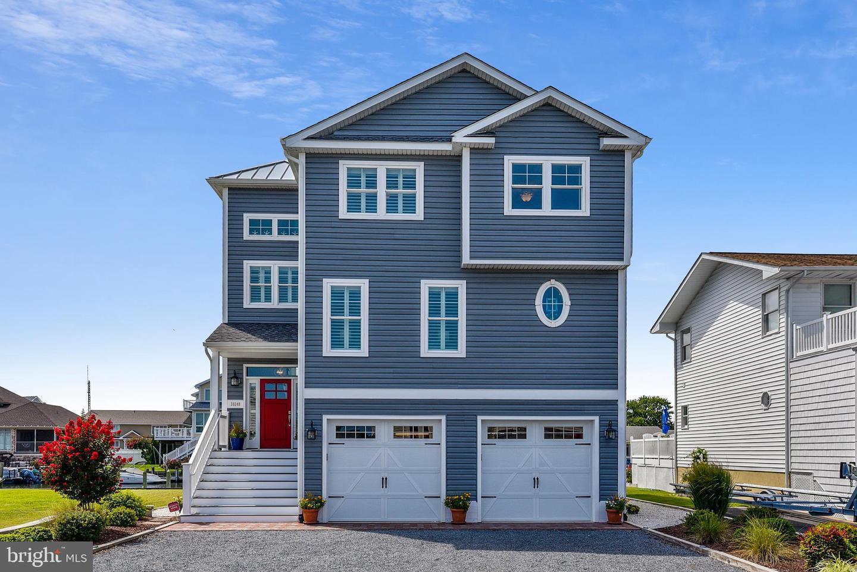 Single Family Homes för Försäljning vid Selbyville, Delaware 19975 Förenta staterna