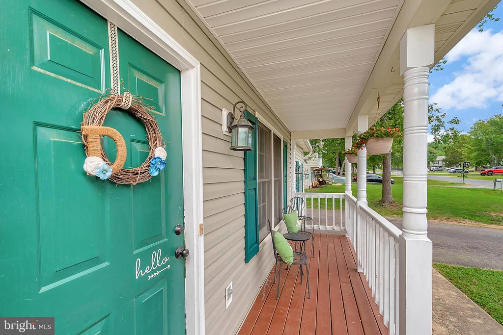 Covered Front Porch - 11800 ASHWOOD CT, LOCUST GROVE