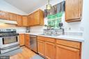 Kitchen - 11800 ASHWOOD CT, LOCUST GROVE