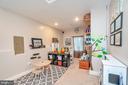 Family Room w/ Recessed Lighting - 11800 ASHWOOD CT, LOCUST GROVE