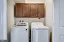 Laundry outside the Master Bedroom - 24556 ROSEBAY TER, ALDIE