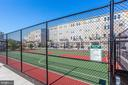Tennis courts and basketball courts - 24556 ROSEBAY TER, ALDIE