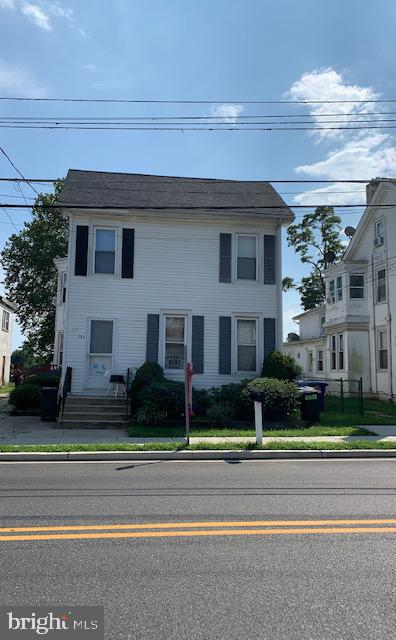 Multi-familial pour l Vente à Wrightstown, New Jersey 08562 États-Unis