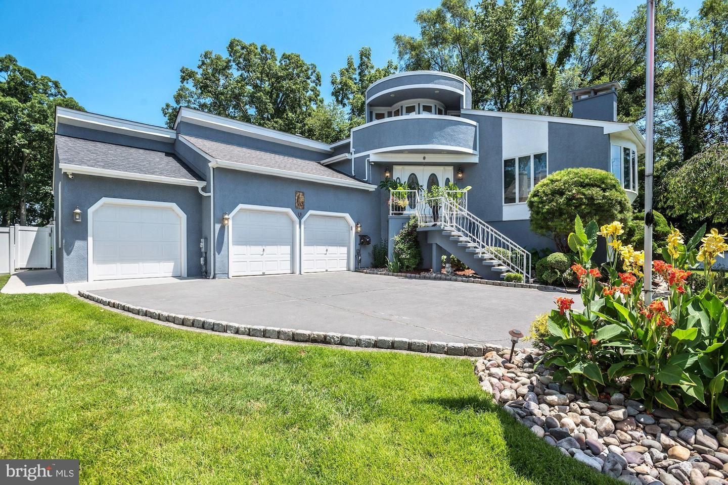 Single Family Homes for Sale at Delanco, New Jersey 08075 United States