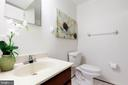 Basement bathroom - 4003 MIDDLETON DR, MONROVIA
