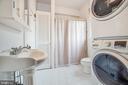Upper 1 Full bath & Laundry - 504 LEWIS ST, FREDERICKSBURG
