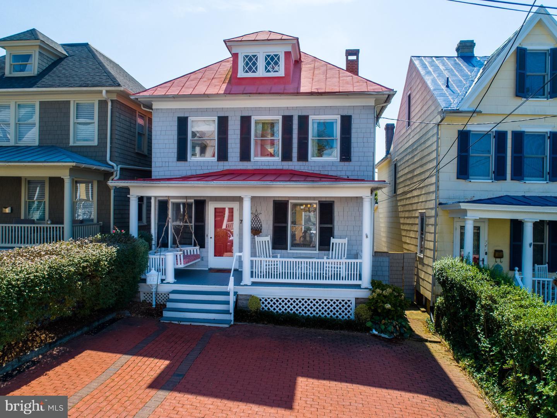 Single Family Homes per Vendita alle ore 76 CONDUIT Street Annapolis, Maryland 21401 Stati Uniti