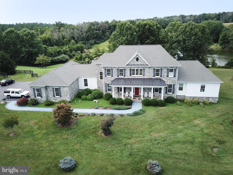 Single Family Homes のために 売買 アット Purcellville, バージニア 20132 アメリカ