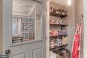 Custom Pantry - 5 COBHAM CT, STAFFORD
