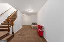 Fantastic basement with room to grow! - 5219 CALVERT CT, FREDERICKSBURG
