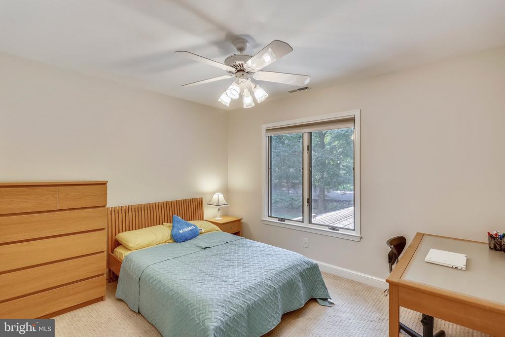 Bedroom #2 - 7404 BRADLEY BLVD, BETHESDA