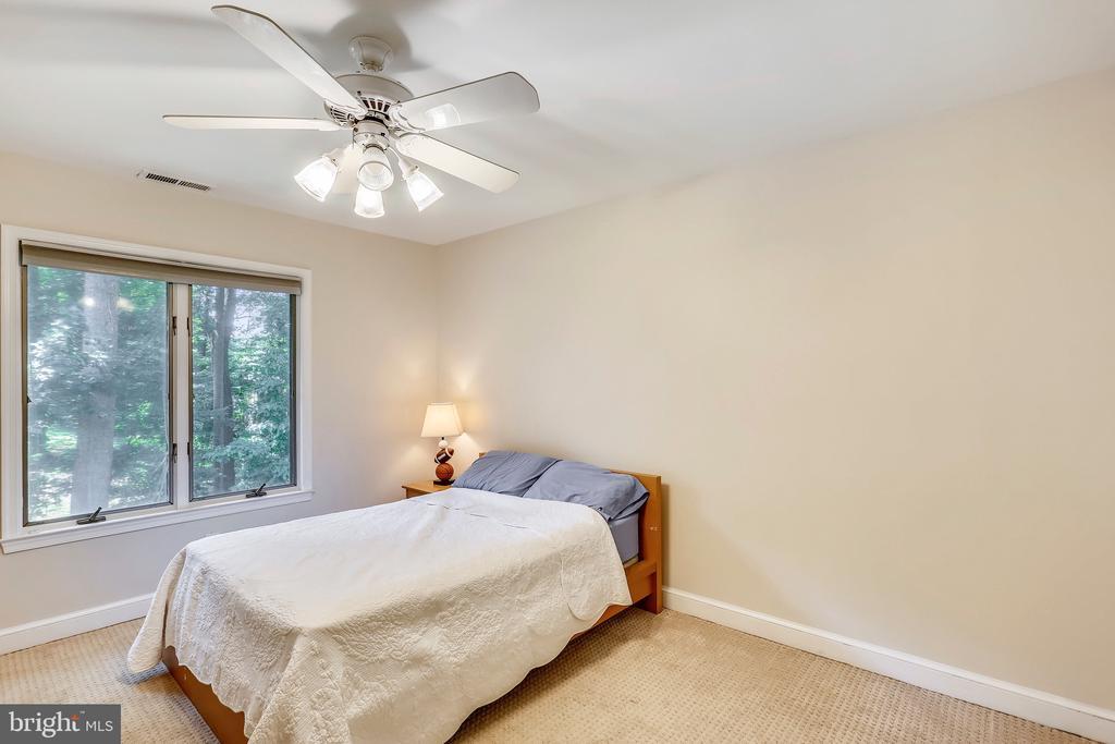 Bedroom #3 - 7404 BRADLEY BLVD, BETHESDA