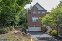 Rarely find end unit of the community to tree - 4026 ROSEMEADE DR, FAIRFAX