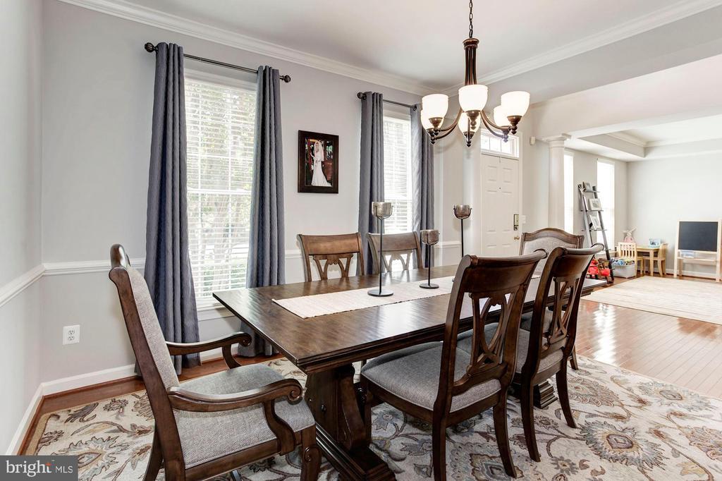 Dining Room - 42956 OHARA CT, ASHBURN