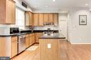Kitchen - Large, spacious, room, light, & airy! - 42956 OHARA CT, ASHBURN