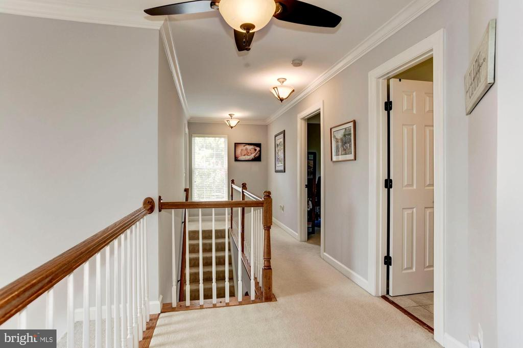 Landing on Upstairs Level of Home - 42956 OHARA CT, ASHBURN