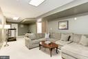 Basement - Rec Room, Second Living Room, Play Room - 42956 OHARA CT, ASHBURN