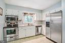 Stainless steel appliances - 1037 HARBOUR DR, STAFFORD