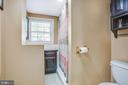 Lower level full bathroom - 1037 HARBOUR DR, STAFFORD