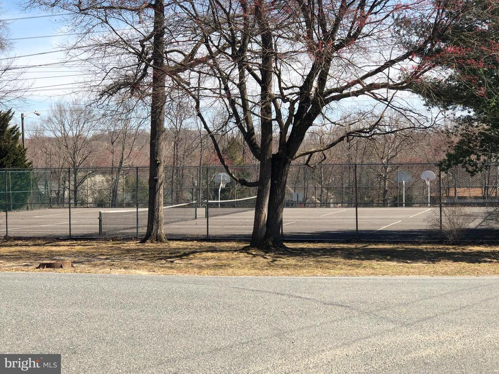 Tennis Courts - 1037 HARBOUR DR, STAFFORD