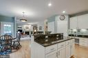 Granite countertops - 43096 BINKLEY CIR, LEESBURG