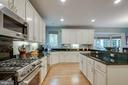 Stainless steel appliances - 43096 BINKLEY CIR, LEESBURG
