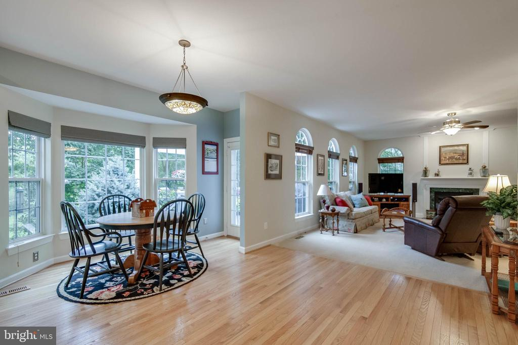 Open concept - 43096 BINKLEY CIR, LEESBURG