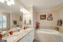 Soaking tub - 43096 BINKLEY CIR, LEESBURG