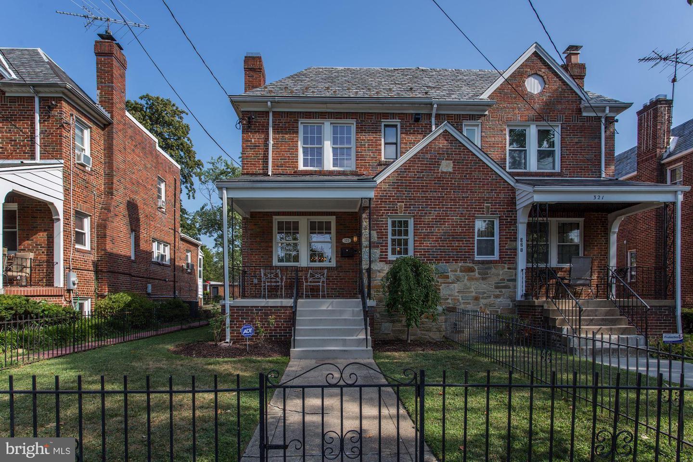 323 OGLETHORPE STREET NW, WASHINGTON, District of Columbia