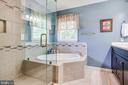 New bathroom! - 11911 KINGSWOOD BLVD, FREDERICKSBURG