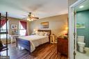 Master bedroom - 11911 KINGSWOOD BLVD, FREDERICKSBURG