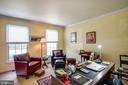 Living room - Office - 11911 KINGSWOOD BLVD, FREDERICKSBURG