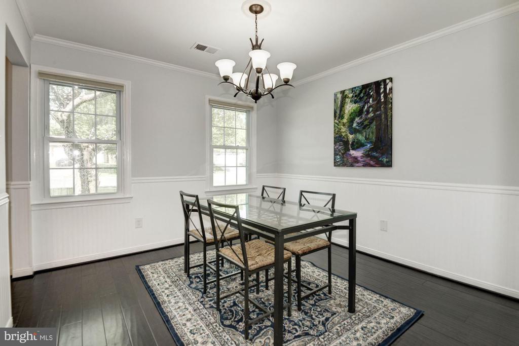 Dining Room - 12827 FANTASIA DR, HERNDON