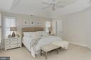 2 Lovely Walk In Closets - 23008 WHITE IBIS DR, BRAMBLETON