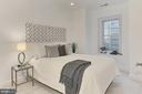 Oversized Bedroom #4- Recessed Lighting and CF - 23008 WHITE IBIS DR, BRAMBLETON