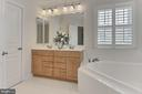 Private Water Closet, Plantation Shutters - 23008 WHITE IBIS DR, BRAMBLETON