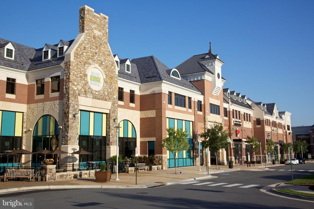 Bram town Center: Restaurants, Fitness, Vet, Hair - 23008 WHITE IBIS DR, BRAMBLETON