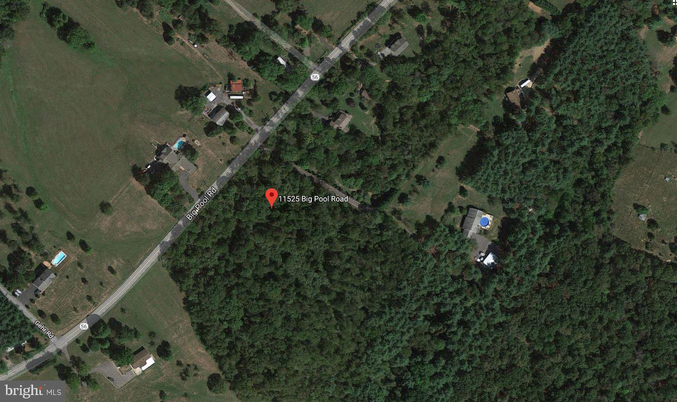 Land for Sale at Big Pool, Maryland 21711 United States