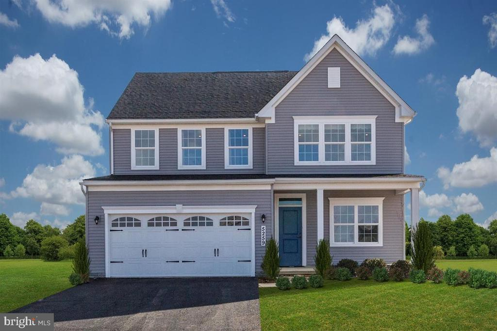 Columbia Elevation B - 5323 STRIPED MAPLE ST, FREDERICK