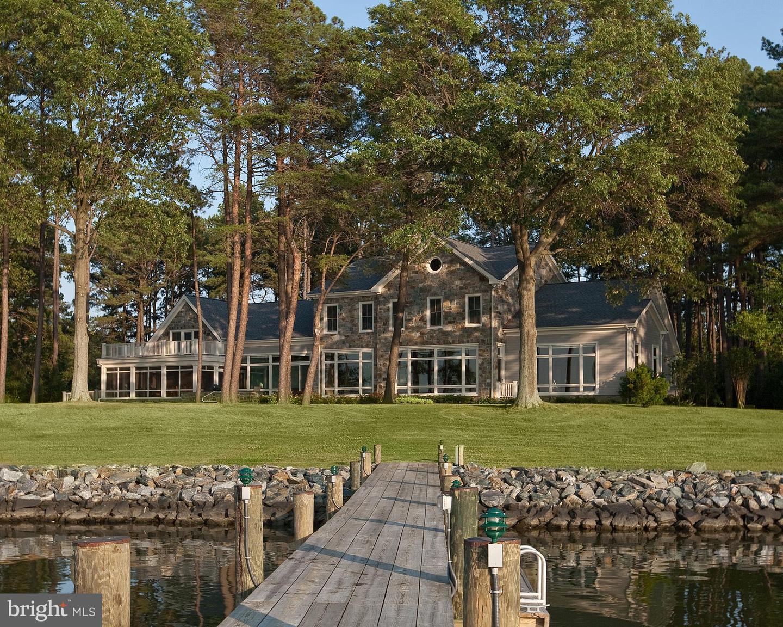 Single Family Homes voor Verkoop op St. Michaels, Maryland 21663 Verenigde Staten