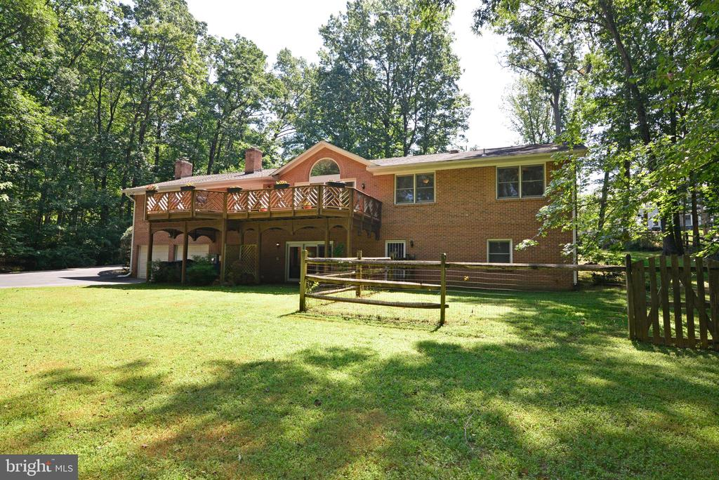 View of your new home! - 1700 BESLEY RD, VIENNA