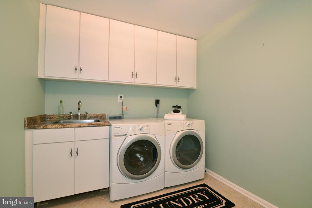 Laundry Room - 1700 BESLEY RD, VIENNA
